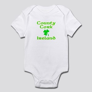 County Cork, Ireland Infant Bodysuit