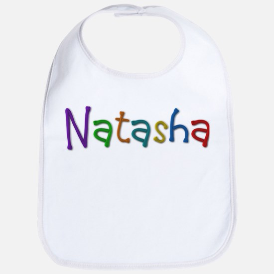 Natasha Play Clay Bib