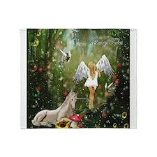 Fairy Tales Throw Blanket