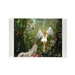 Fairy Tales Rectangle Magnet (100 pack)