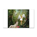 Fairy Tales Rectangle Car Magnet