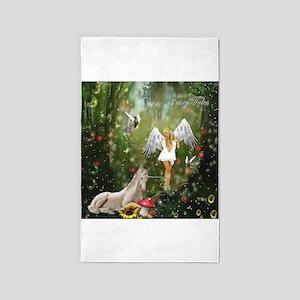 Fairy Tales 3'x5' Area Rug