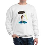 Rainy Day at the Beach Sweatshirt