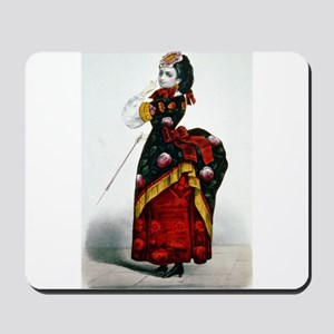 Dolly Varden - 1872 Mousepad