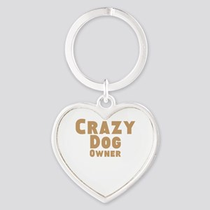 Crazy Dog Owner Keychains