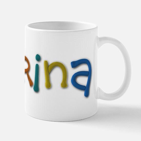 Marina Play Clay Mug