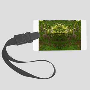 Nature Spirits 115a Large Luggage Tag