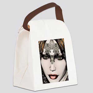 Forest Fae 12 Canvas Lunch Bag