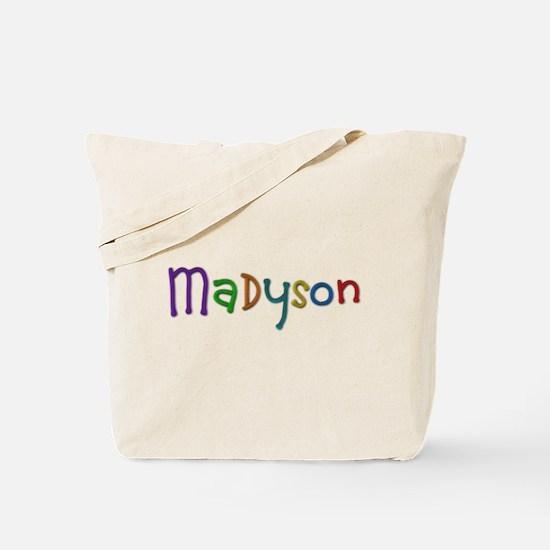 Madyson Play Clay Tote Bag