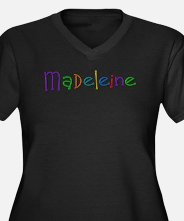 Madeleine Play Clay Plus Size T-Shirt