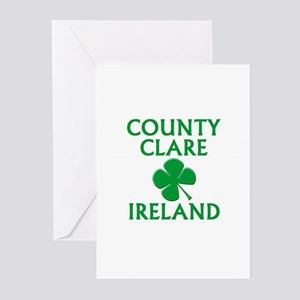 County Clare, Ireland Greeting Cards (Pk of 10
