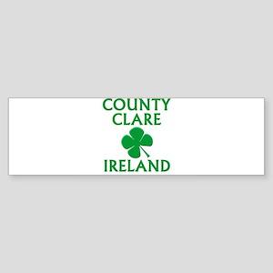County Clare, Ireland Bumper Sticker