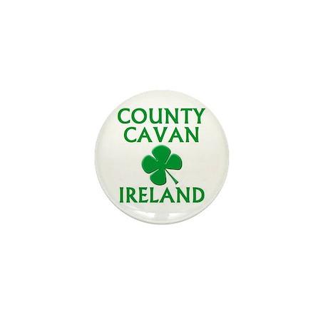 County Cavan, Ireland Mini Button