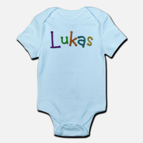 Lukas Play Clay Body Suit