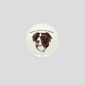 Border Collie Cool! Mini Button