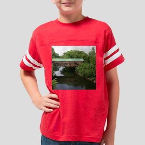 Vt cov bridge reflection rive Youth Football Shirt