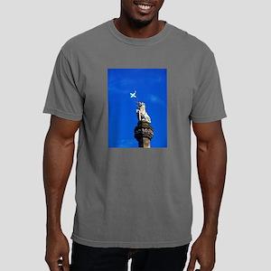 The Unicorn of Scotland Mens Comfort Colors Shirt