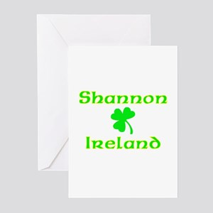 Shannon, Ireland Greeting Cards (Pk of 10)