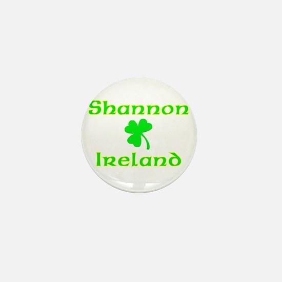 Shannon, Ireland Mini Button