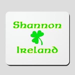 Shannon, Ireland Mousepad