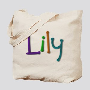 Lily Play Clay Tote Bag