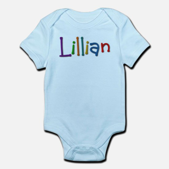 Lillian Play Clay Body Suit