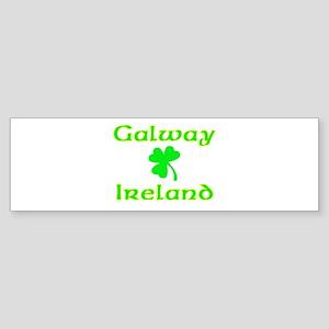 Galway, Ireland Bumper Sticker