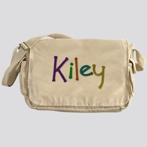 Kiley Play Clay Messenger Bag