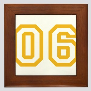 ONENINE06 Framed Tile