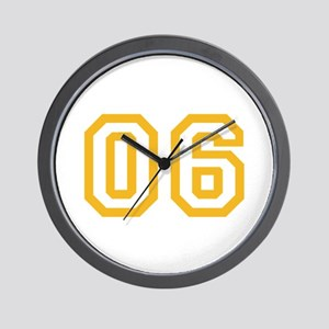 ONENINE06 Wall Clock