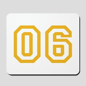 ONENINE06 Mousepad
