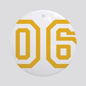 ONENINE06 Ornament (Round)