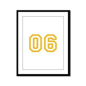 ONENINE06 Framed Panel Print