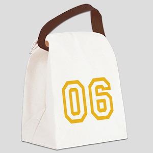 ONENINE06 Canvas Lunch Bag