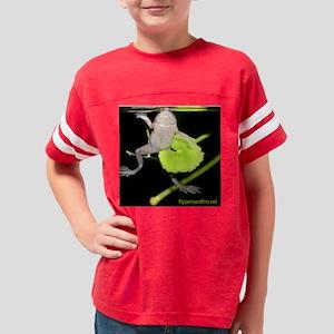 Button mousepad Youth Football Shirt