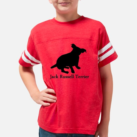 jrt silhouette Youth Football Shirt