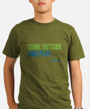 Come Outside And Play T-Shirt