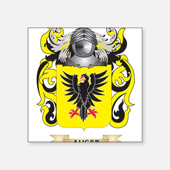 Auger Coat of Arms Sticker