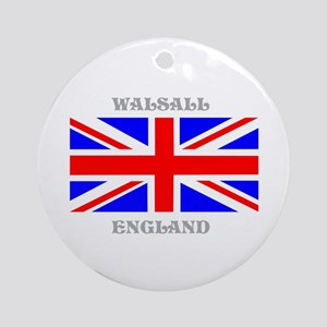 Walsall England Ornament (Round)