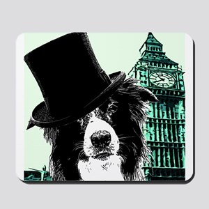 Dog about Town Mousepad