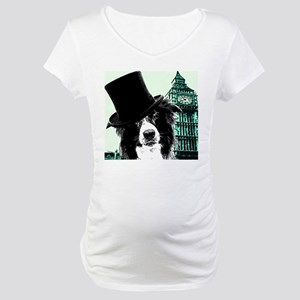 Dog about Town Maternity T-Shirt