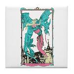 Dragon & Maiden Tile Coaster