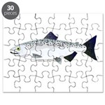 Chinook King Salmon f Puzzle