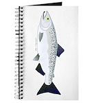 Chinook King Salmon f Journal