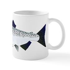 Chinook King Salmon Sea c Mug