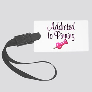 AWESOME PINNER Large Luggage Tag