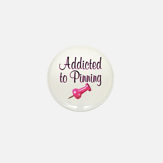 AWESOME PINNER Mini Button