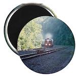 Conrail Office Car Train Magnet