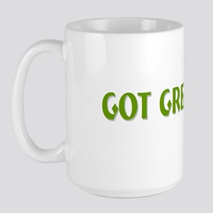 got green tea? Large Mug
