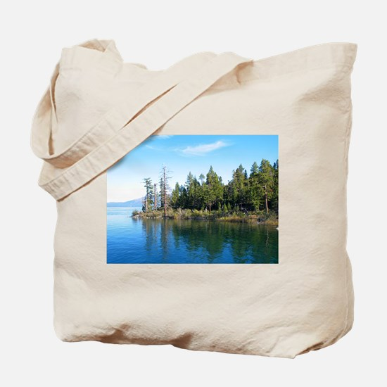Eagle Point-Emerald Bay,Lake Tahoe Tote Bag